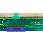 Technica (テクニクス) SP-10mk2 中継回路基板 部品面 オーバーホール後