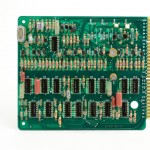 Technica (テクニクス) SP-10mk2 論理回路基板 部品面 オーバーホール後