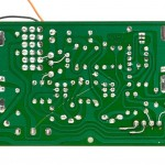 Technica (テクニクス) SP-10mk2 電源回路基板 半田面 オーバーホール後