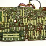 Technics (テクニクス) SP-15 ロジック回路基板 半田面 オーバーホール前