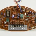 Technics (テクニクス) SP-15 駆動回路基板 部品面 オーバーホール前