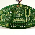 Technics (テクニクス) SP-15 駆動回路基板 半田面 オーバーホール前