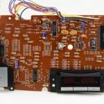 Technics (テクニクス) SP-15 制御回路基板 部品面 オーバーホール前