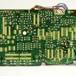 Technics (テクニクス) SP-15 制御回路基板 半田面 オーバーホール前