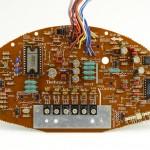 Technics (テクニクス) SP-15 駆動回路基板 部品面 オーバーホール後