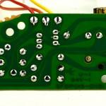 Technics (テクニクス) SP-15 電源回路基板 半田面 オーバーホール後