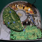 Technics (テクニクス) SP-15 内部 オーバーホール後