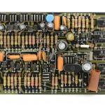 DENON (デノン)DP-6000 位相固定アンプユニット 部品面 オーバーホール前