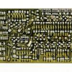 DENON (デノン)DP-6000 位相固定アンプユニット 半田面 オーバーホール前