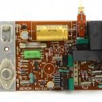 DENON (デノン)DP-6000 モータードライブユニット 部品面 オーバーホール後