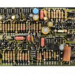 DENON (デノン)DP-6000 位相固定アンプユニット 部品面 オーバーホール後