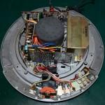 DENON (デノン)DP-6000 内部 オーバーホール後