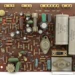 DENON (デノン) DP-2700 メイン回路基板 部品面 オーバーホール前