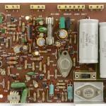 DENON (デノン) DP-2700 メイン回路基板 部品面 オーバーホール後