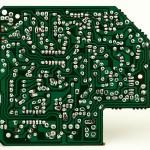 DENON (デノン) DP-60L オートリフトアップ回路基板 半田面 オーバーホール後