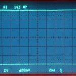Technics (テクニクス) SP-10mk3 電源回路出力波形 オーバーホール後