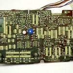 Technics (テクニクス) SP-15 ロジック回路基板 半田面 オーバーホール後
