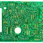 Technics (テクニクス) SP-10mk2A メイン回路基板 半田面 オーバーホール前