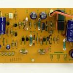 Technics (テクニクス) SP-10mk2A 電源回路基板 部品面 オーバーホール前