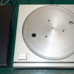 Technics (テクニクス) SP-10mk2 オーバーホール前