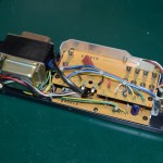 Technics (テクニクス) SP-10nk2A 電源ユニット内部 オーバーホール前