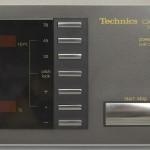 Technics (テクニクス) SP-10mk3 コントロールユニットパネル面 オーバーホール後