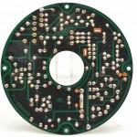 Technics (テクニクス) SP-10 制御回路基板 半田面 オーバーホール前