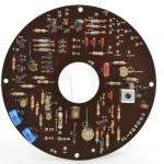 Technics (テクニクス) SP-10 制御回路基板 部品面 オーバーホール後