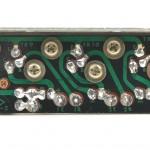 Technics (テクニクス) SP-10 パワートランジスタ基板 半田面 オーバーホール後