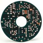 Technics (テクニクス) SP-10 駆動回路基板 半田面 オーバーホール後
