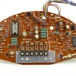 Technics (テクニクス) SP-15 ドライブ回路基板 部品面 オーバーホール後