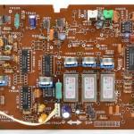 Technics (テクニクス) SL-1000mk3 コントロール回路基板部品面 オーバーホール前