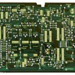 Technics (テクニクス) SL-1000mk3 コントロール回路基板半田面 オーバーホール後