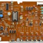 Technics (テクニクス) SL-1000mk3 ドライブ回路基板部品面 オーバーホール後