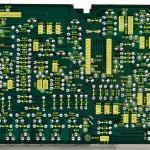 Technics (テクニクス) SL-1000mk3 ドライブ回路基板半田面 オーバーホール後