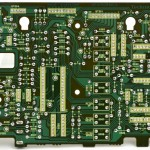 Technics (テクニクス) SL-1000mk3 オペレーション回路基板半田面 オーバーホール後