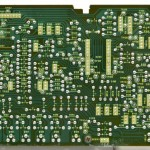 Technics (テクニクス) SP-10mk3 ドライブ回路基板 半田面 オーバーホール前