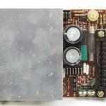 DENON (デノン) DP-6000 Servo Amp Unit 部品面 オーバーホール前