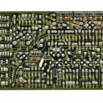 DENON (デノン) DP-6000 Phase Lock Amp Unit 半田面 オーバーホール前