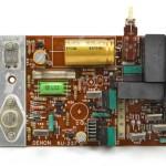 DENON (デノン) DP-6000 Motoe Drive Amp Unit 部品面 オーバーホール後