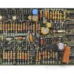 DENON (デノン) DP-6000 Phase Lock Amp Unit 部品面 オーバーホール後