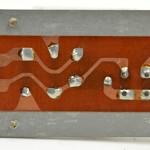 DENON (デノン) DP-6000 電源フィルター回路基板 半田面 オーバーホール前