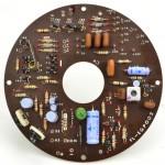 Technics (テクニクス) SP-10 コントロール回路基板 部品面 オーバーホール前