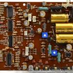 Technics (テクニクス) SP-10mk3 電源・オペレーション回路基板 部品面 オーバーホール後