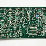 DENON (デノン) DP-80 サーボコントロール回路基板 半田面 オーバーホール後