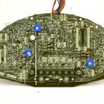 Technics (テクニクス) SP-15 ドライブ回路基板 半田面 オーバーホール後