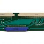 Technics (テクニクス) SP-10mk2 中継部回路基板 部品面 オーバーホール前