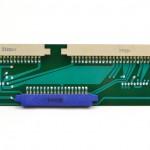 Technics (テクニクス) SP-10mk2 中継部回路基板 部品面 オーバーホール後