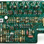Technics (テクニクス) SP-10mk2 駆動部回路基板 部品面 オーバーホール後