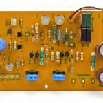 Technics (テクニクス) SP-10mk2 電源部回路基板 部品面 オーバーホール後